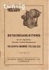 Triumph GEMO Bedienungs-Anleitung März 1952